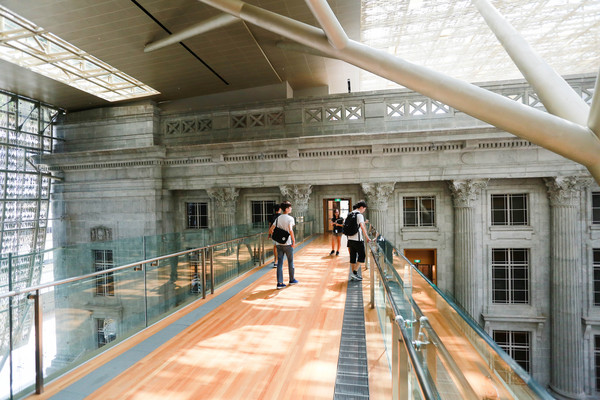 新加坡旅遊-新加坡國家美術館(圖/記者林世文攝)