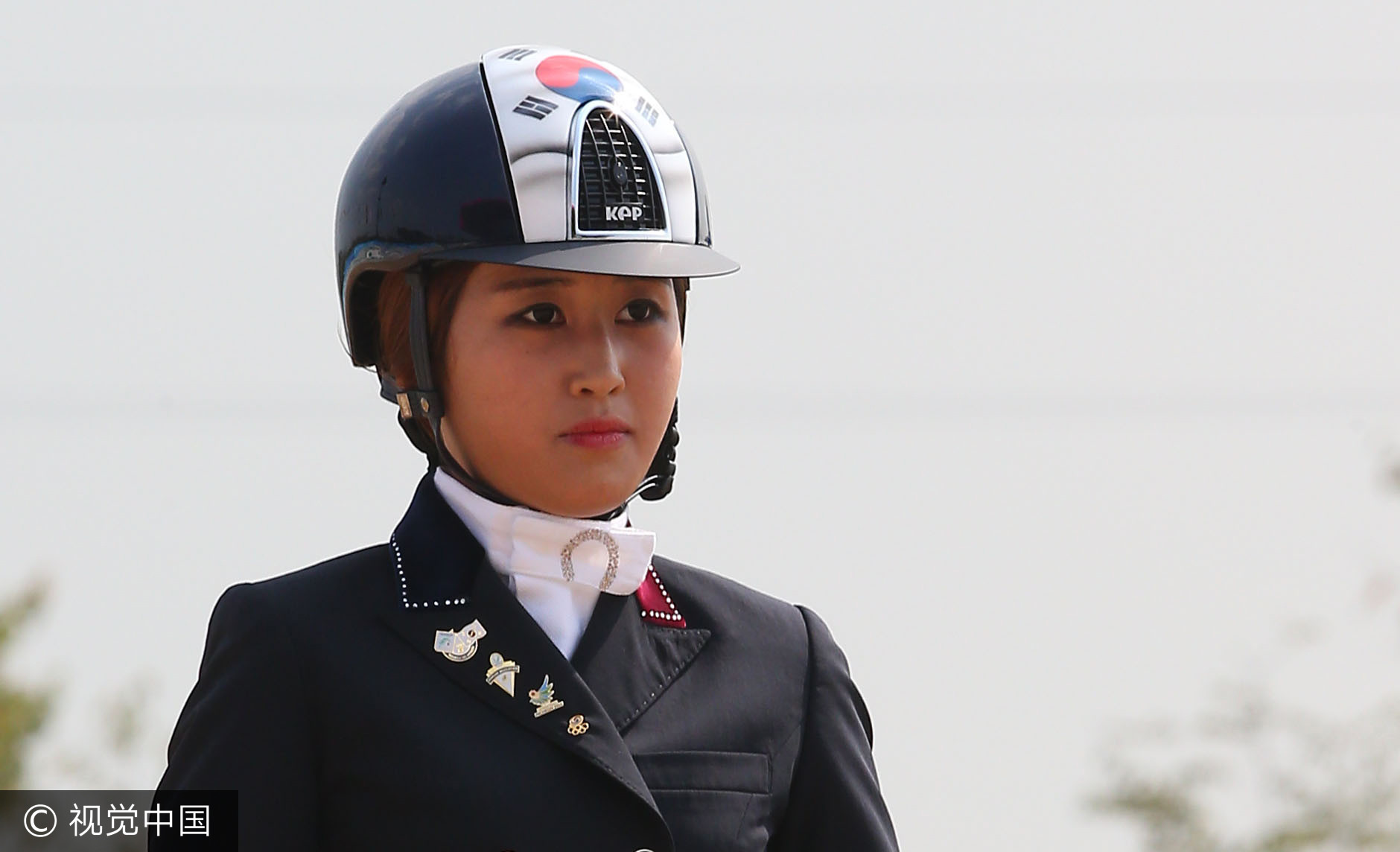 ▲崔順實獨生女鄭維羅遣返回南韓。(圖/CFP)