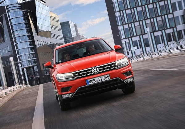 不敢賣柴油車了?福斯宣布北美新年式Tiguan將採單一汽油規格(圖/翻攝自Volkswagen)