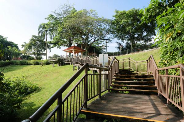 ▲新加坡旅遊-花柏山、花柏山纜車、夜景(圖/林世文記者攝)