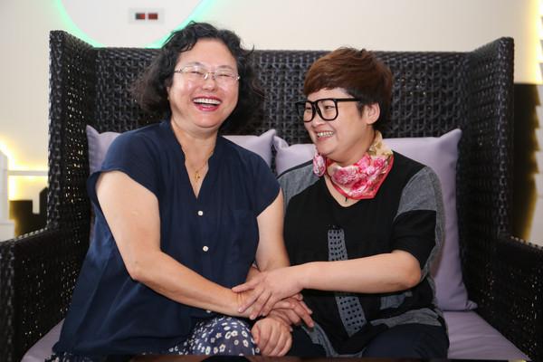 法律雲司改人權專訪-董月春,陳慧珠(圖/記者周宸亘攝)