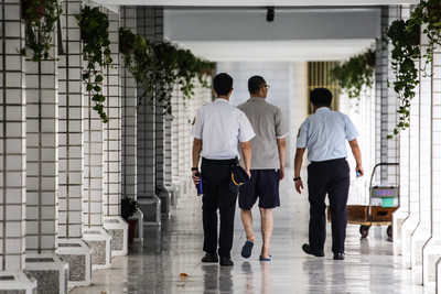 黃明鎮/犯罪矯正最前線之超人獄警