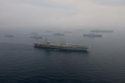 陸黨媒:美軍南海失蹤事件有問題