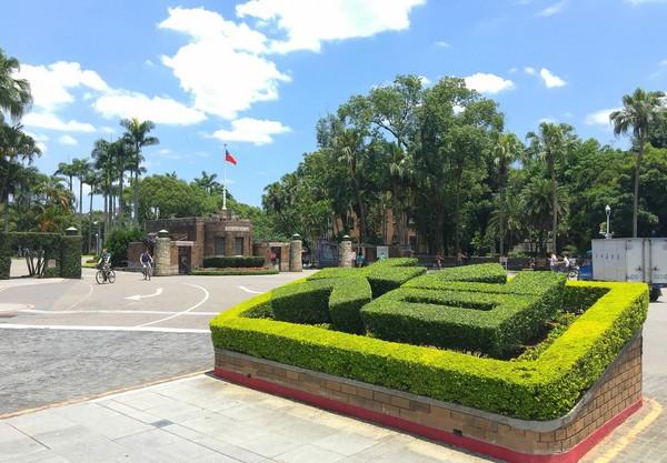 台大、台灣大學。(圖/記者張一中攝)