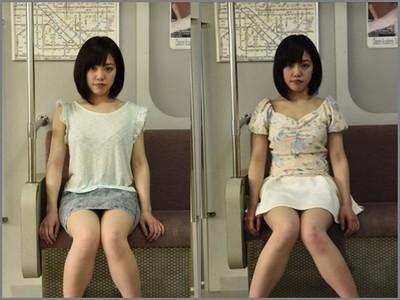 日研究女性雙腿開闔5公分,「變態視野」癡漢一看就想犯罪