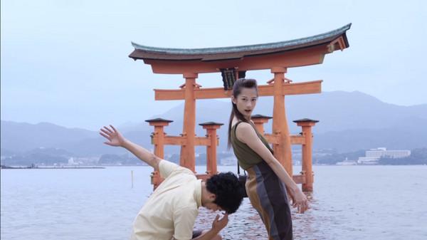 ▲《雖然媽媽說我不可以嫁去日本。》劇照,中野裕太、簡嫚書,林芯儀演唱主題曲。(圖/得藝文創提供)