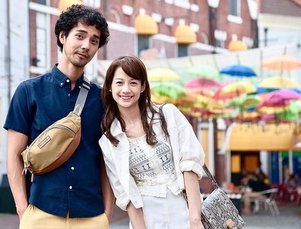 電影《雖然媽媽說我不可以嫁去日本》劇照。(圖/得藝文創提供)
