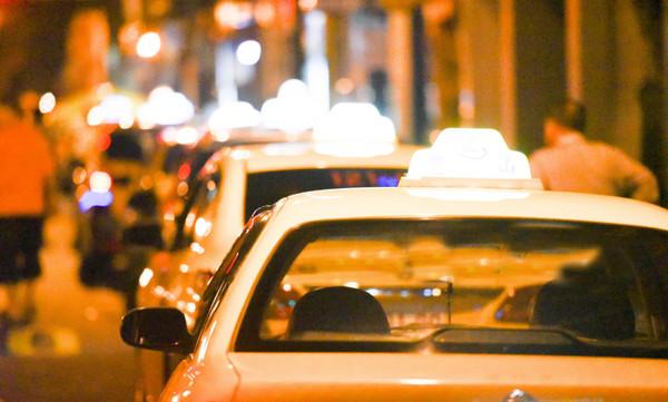 計程車/小黃/運將。(圖/記者張一中攝)