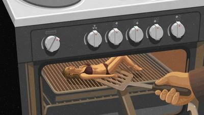 把辣妹放進烤箱!現代人諷刺插畫,每人至少被戳中2項