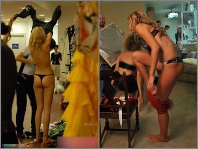 攝影師闖秀場後台爽拍女模脫衣…卻目擊滿屋「厭食皮包骨」崩潰
