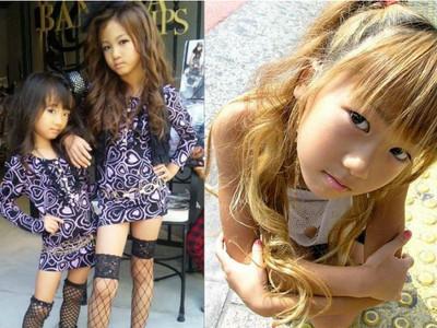 日本小學生喪心早熟化!染髮短裙網襪還只是小case