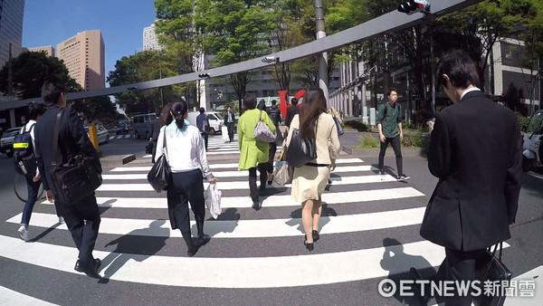 ▲東京街景。(圖/記者謝婷婷攝)