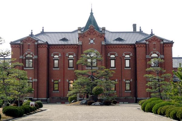 奈良少年刑務所,奈良少年監獄(圖/翻攝自維基百科)