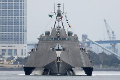 取代LCS!美軍打造新一代巡防艦