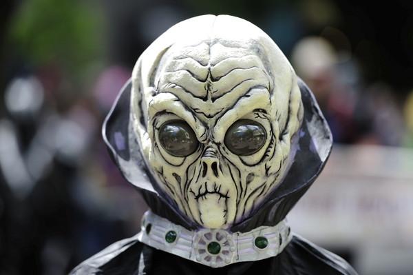 ▲至今科學家對於是否有外星人存在,還是眾說紛紜。(圖/達志影像/美聯社/示意圖)