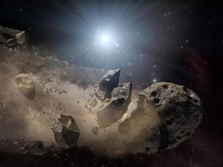 65年內撞地球!ESA將直徑「14米」阿波羅小行星列入危險名單