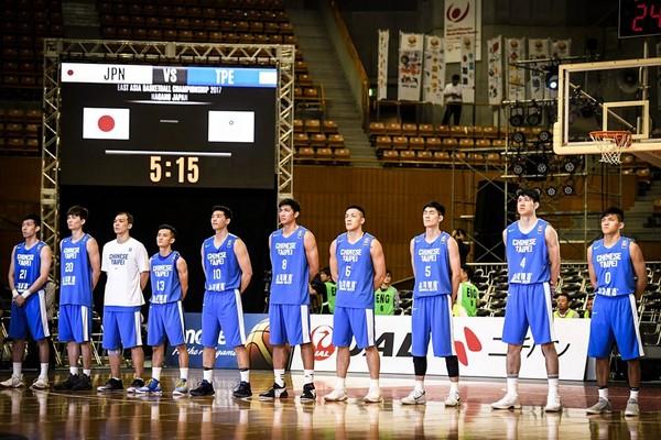 ▲中華男籃擊敗強敵南韓,東亞資格賽奪冠。(圖/取自FIBA官網)