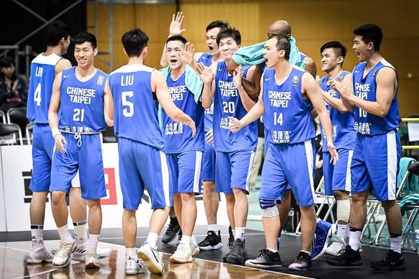 ▲劉錚、中華男籃。(圖/取自FIBA官網)