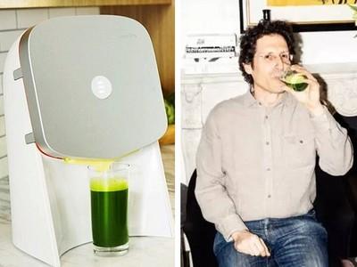 萬元智能榨汁機號稱有4噸壓力 顧客一個舉動把它變矽谷笑話