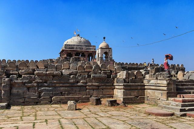 ▲▼ 哈莎特.瑪他女神廟(Harshat Mata Temple )。(圖/翻攝自Chand baori官網)