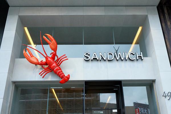 龍蝦小姐.Lady Lobster(圖/飛天璇)