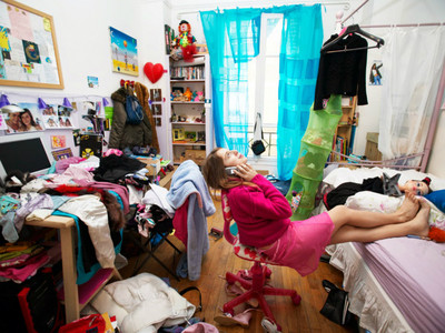 砰~房間又山崩啦!身處亂「室」一樣能生存的星座TOP3