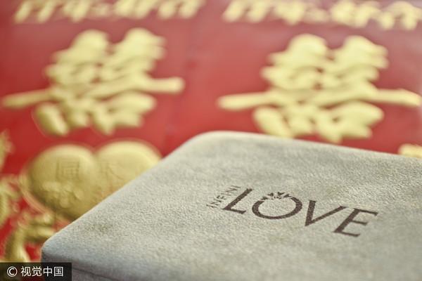 ▲婚禮小物,紅包,結婚,喜宴。(圖/CFP視覺中國圖庫)
