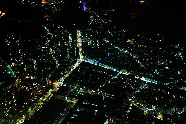 隨意鳥地方101景觀餐廳Diamond Tony's 101大樓85F(圖/萍子)
