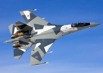 俄羅斯已向中國交付24架蘇-35