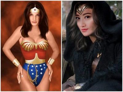 如果神力女超人換她演,網友一致大推景甜啦
