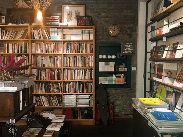 上海1984 book store。(圖/食癮,拾影)
