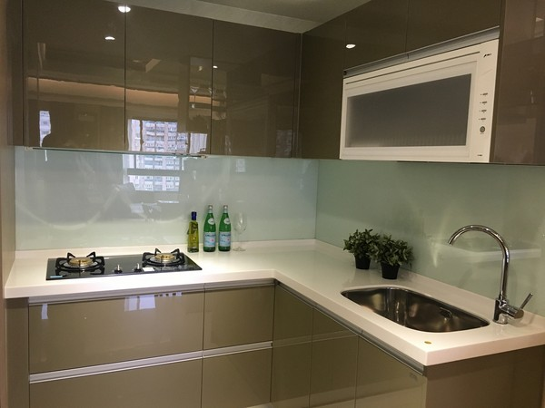 ▲廚房位置及爐灶方向都很重要,在居家空間配置上不可偏廢。(圖/記者葉佳華攝)