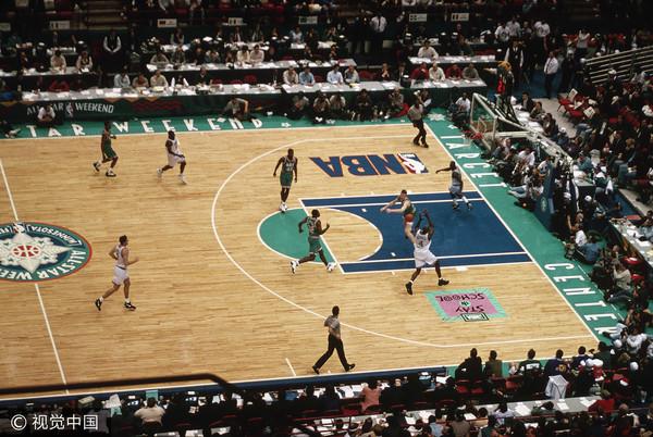 ▲NBA美國職籃,籃球,籃球員,運動(圖/視覺中國CFP)