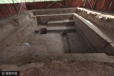 北京為建經濟區1300座古墓遭挖