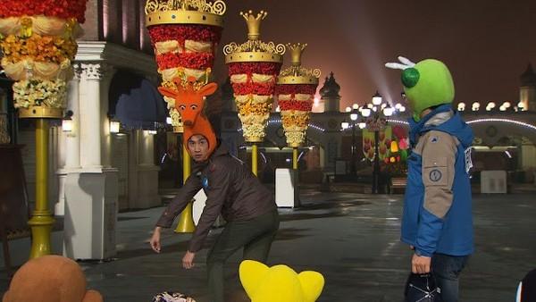 ▲《Running Man》將推出動畫版,以「動物王國」為主題設定角色。