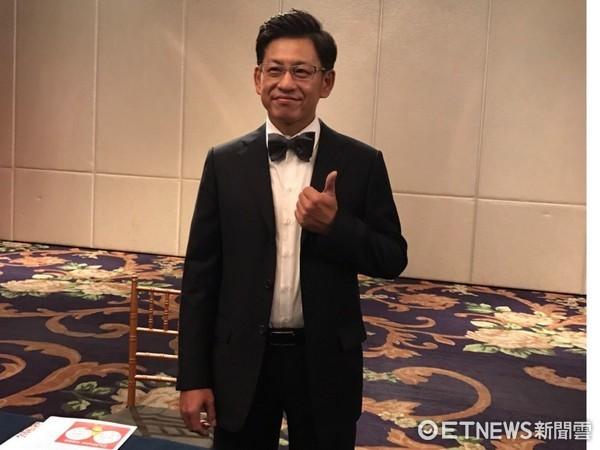 ▲新潤興業董事長黃文辰。(圖/記者陳佩儀攝)