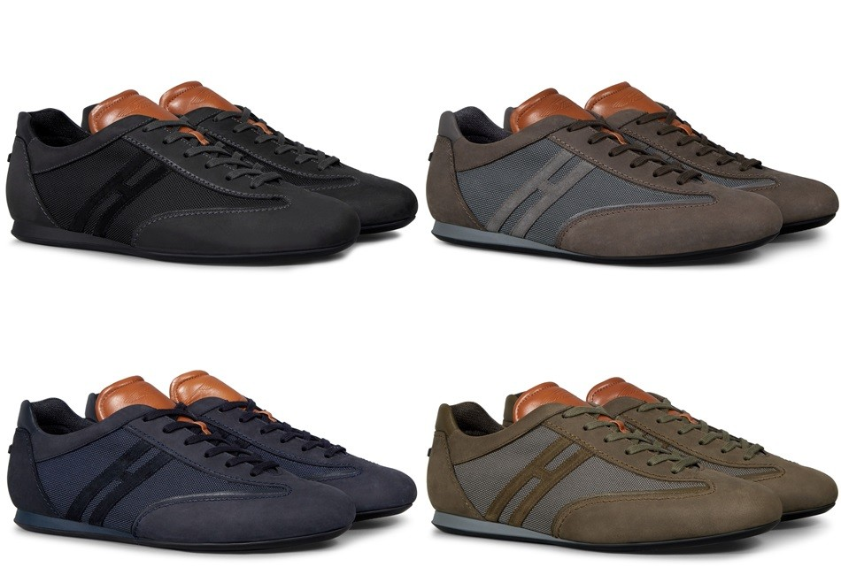 007都穿這雙打壞人?阿斯頓馬丁與Hogan聯名推出限量鞋款(圖/翻攝自Hogan)