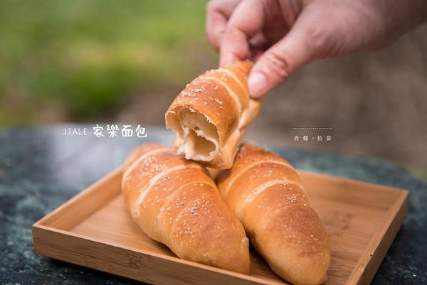 家樂麵包 JIALE。(圖/食癮,拾影)