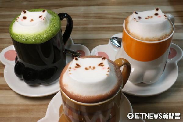 ▲框影咖啡餐點。(圖/記者華少甫攝)