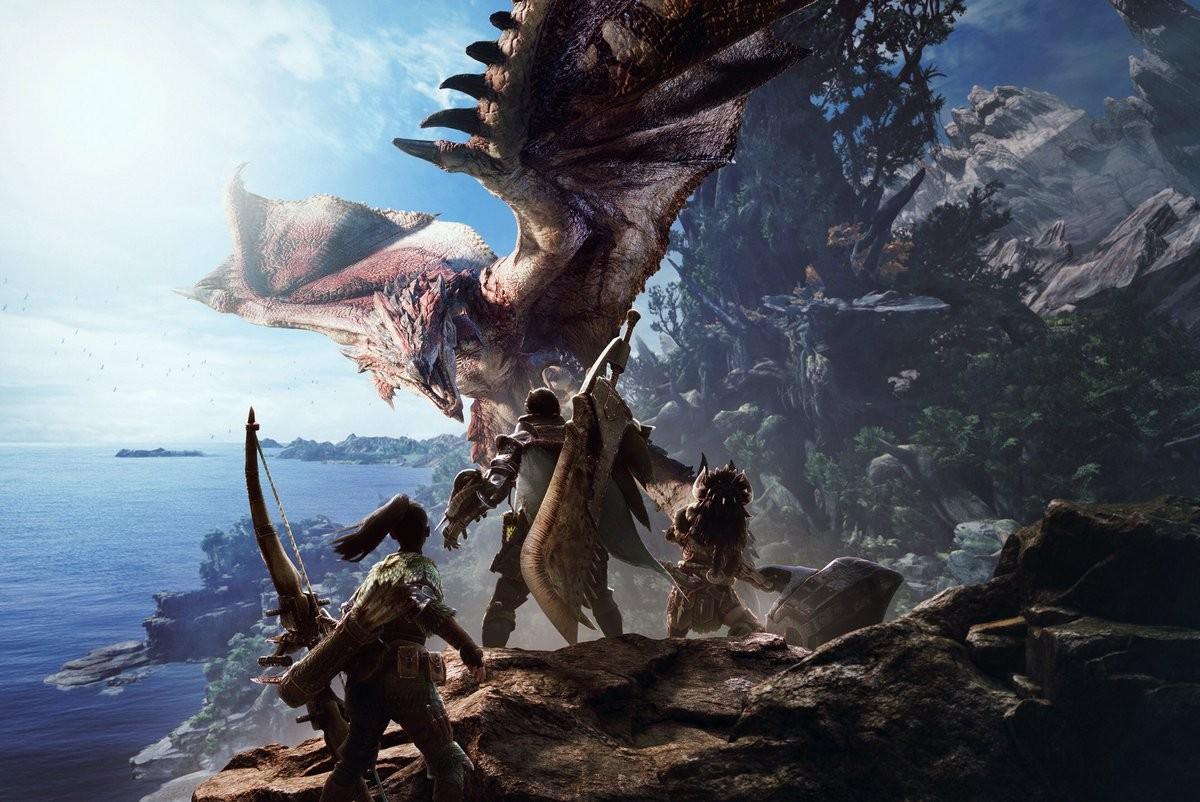 PC玩家照過去發生過的!《魔物獵人:天下》公開向大家表達今秋出售PC版