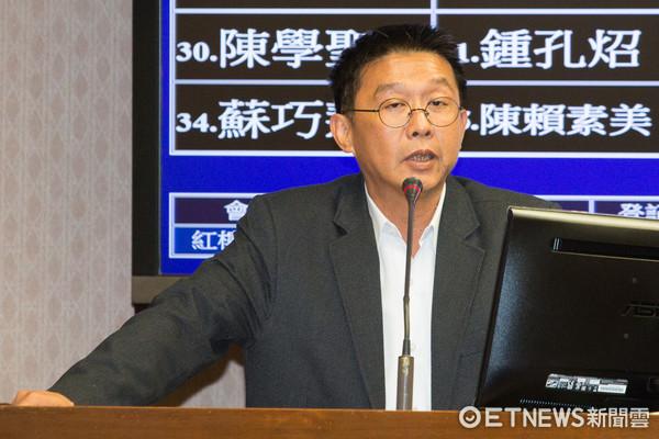 立法院交通委員會,許智傑(圖/記者季相儒攝)