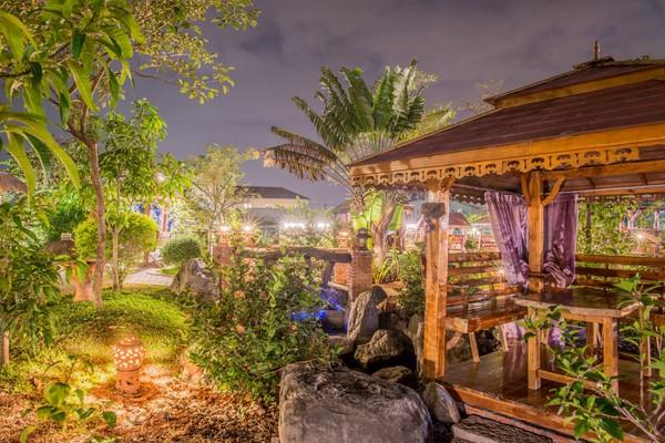 泰國高腳屋(圖/翻攝自泰國高腳屋粉絲團)