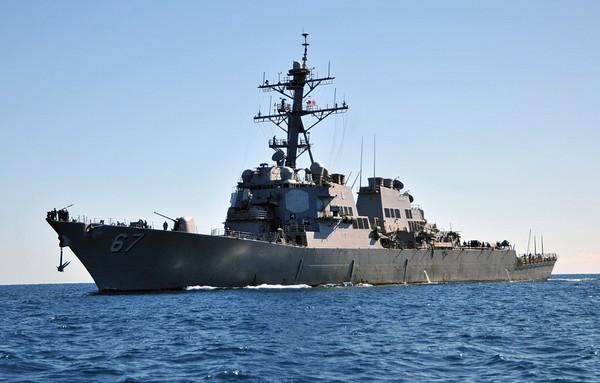▲美軍亞里·勃克級驅逐艦科爾號(USS Cole,DDG-67)驅逐艦。(圖/翻攝自美國海軍官網)