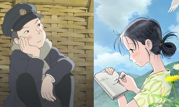 宮崎駿徒弟新作,只上映一間影院,好評卻超越《你的名字》!(圖/《謝謝你,在世界的角落找到我》劇照)