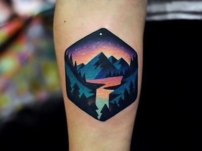 能救你一命的紋身!醫療變色墨水,看你刺青顏色就知血糖濃度