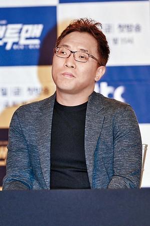 導演李昌民坦承,Netflix買下《MAN×MAN》全球獨家播映權,一度讓他備感壓力。(翻攝自網路)