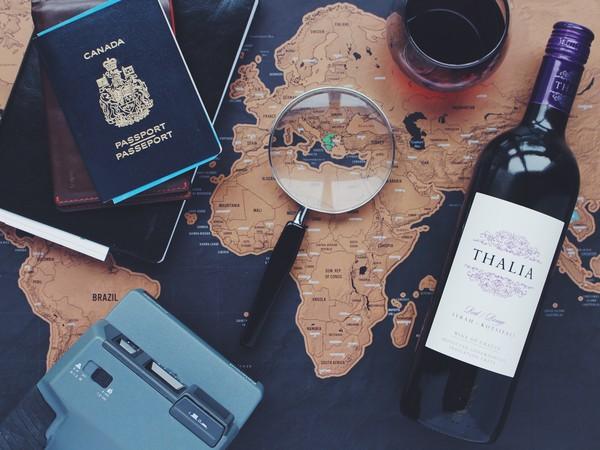 一個人旅行(圖/取自Librestock)