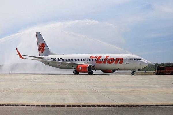 ▲廉價航空,Thai Lion Air,泰國(圖/取自《Thai Lion Air》臉書專頁)