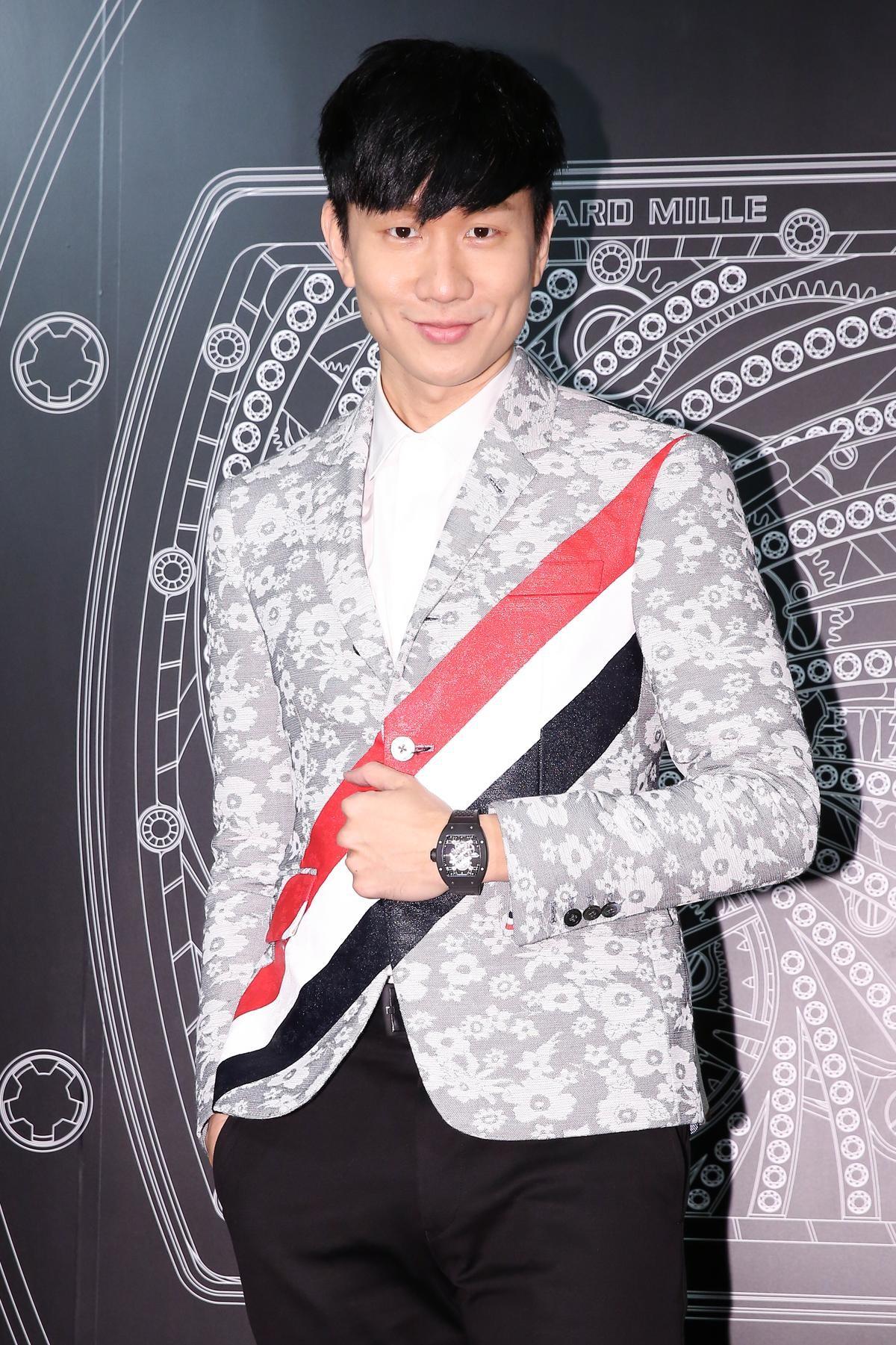 林俊傑也出席派對捧場。
