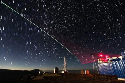 陸墨子號實現1203公里量子糾纏